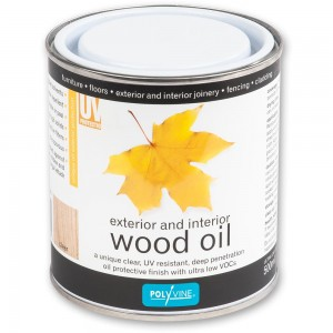 Polyvine Wood Oil