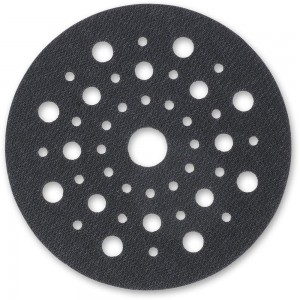 Bosch 125mm Intermediate Sander Backing Pad (Pkt 2)