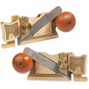 Lie-Nielsen No. 98 & 99 Side Rebate Planes