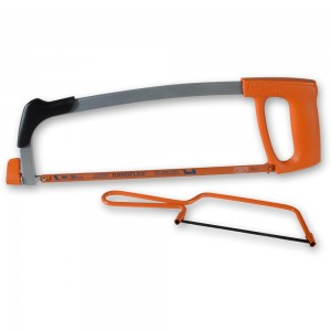 Bahco 2 Piece Hacksaw Set