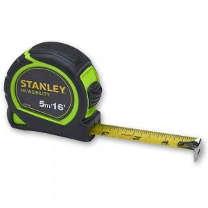 Stanley Hi-Vis Tylon Tape