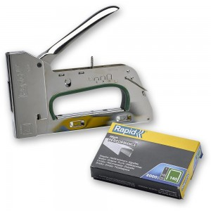Rapid R34 Stapler With 2000 Free Staples