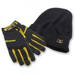 CLC Gloves & Beanie Hat