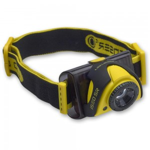 LED Lenser Rechargeable Headtorch 180 Lumens