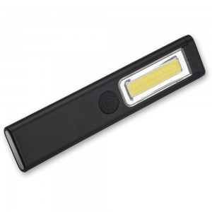 Lighthouse Rechargeable Mini SlimLine Torch 200 Lumens