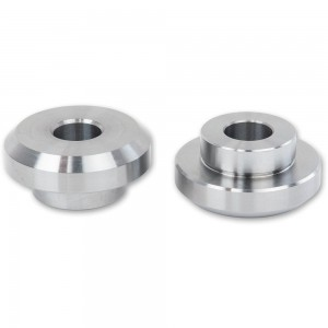 "Axminster Evolution Series Wide Bush For CBN Wheel - 5/8"" Bore (Pair)"