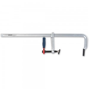 Axminster Trade Clamps 600mm Ratchet Handled F Clamp