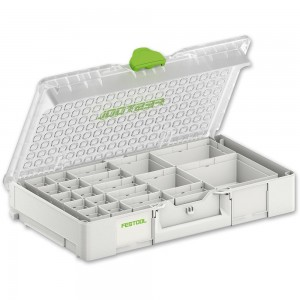Festool T-LOC Systainer3 Large Organiser 20 (SYSORGL)