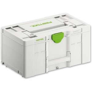Festool T-LOC Systainer3 237 Large Storage Case (SYS3L)