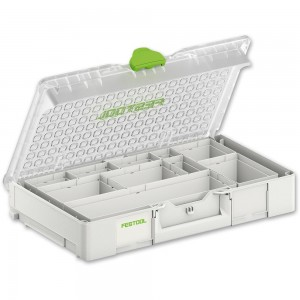 Festool T-LOC Systainer3 Large Organiser 10 (SYSORGL)