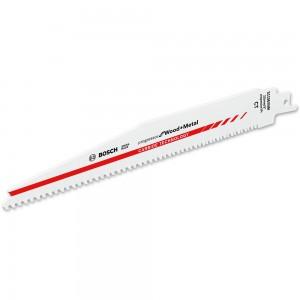 Bosch S 1156 XHM Progressor For Wood & Metal Sabre Saw Blade