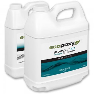 Ecopoxy FlowCast Casting Resin