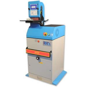 RJH Antelope Bandfacer Dust Extraction Mounted 3ph