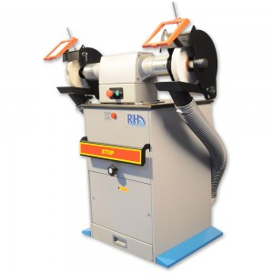 RJH Chamois Polisher Extraction Mounted 3ph