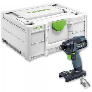 Festool TID 18-Basic Impact Screwdriver 18V (Body Only)
