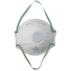 Vitrex Valved Respirators FFP3 (Pack Of 1)