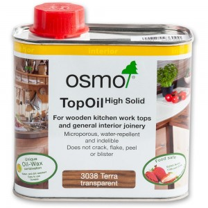 Osmo Terra Satin Top Oil - 500ml