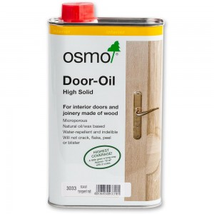 Osmo Door Oil Raw Matt 1L