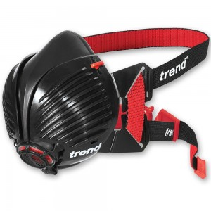 Trend Air Stealth Pro Respirator Mask FFP3 M/L