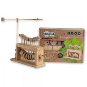 Timberkits Beginner Kit - Caterpillar