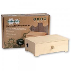 Timberkits Beginner Kit - Universal Battery Drive