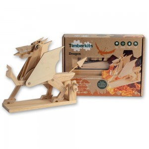 Timberkits Intermediate Kit - Dragon