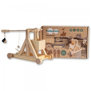 Timberkits Intermediate Kit - Trebuchet