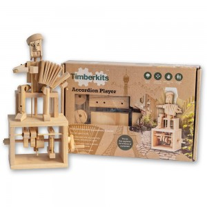 Timberkits Confident Kit - Accordion Player