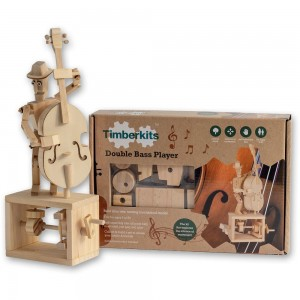Timberkits Confident Kit - Double Bass Player