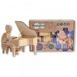 Timberkits Confident Kit - Pianist