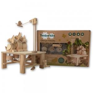Timberkits Intermediate Kit - Chirpy Chicks