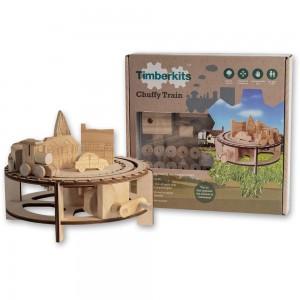 Timberkits Beginner Kit - Chuffy Train