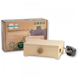 Timberkits Beginner Kit - Universal Electric Drive