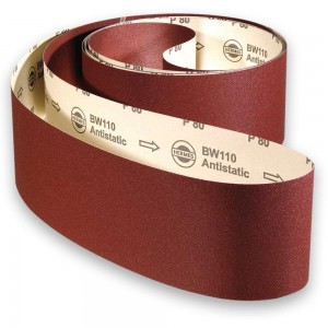 Hermes Abrasive Belts 150 x 2,250mm