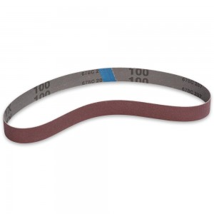 Hermes Abrasive Belts 25 x 760mm