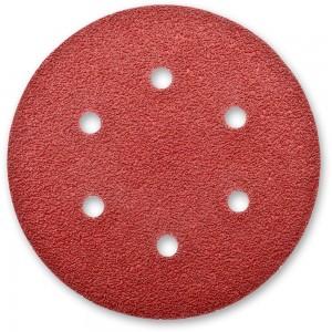 Bosch Abrasive Discs 150mm (6 Hole)