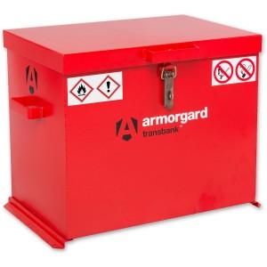 Armorgard Transbank Hazard Box