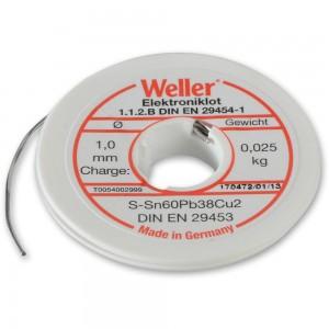 Weller EL60/40 Electronic Solder Resin Core
