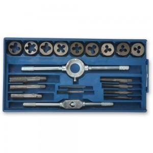 BlueSpot Tools Tap & Die Set 20 Piece