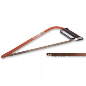 Bahco 530mm Bowsaw with Dry and Wet Wood Cutting Blades