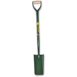Bulldog All Steel Cable Laying Shovel YD-Handle