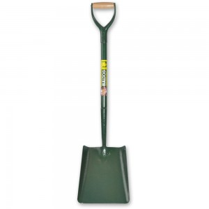Bulldog No.2 All Steel Square Shovel YD-Handle