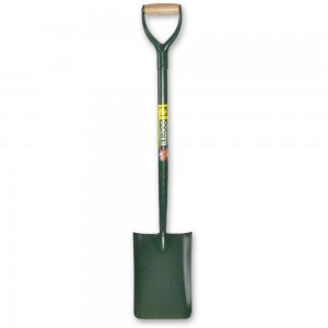 Bulldog Trenching Shovel All Steel YD-Handle