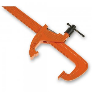 Carver T186 Standard-Duty Rack Clamps