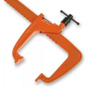 Carver T321-250 Standard-Duty Long Reach Rack Clamp