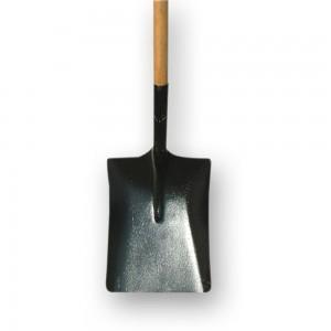 Faithfull No.2 Long Handled Square Shovel