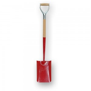 Faithfull Solid Socket Trenching Shovel YD-Handle