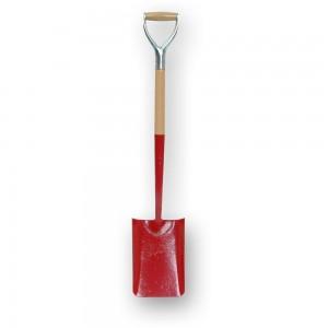 Faithfull Solid Socket Trenching Shovel YD-Handle