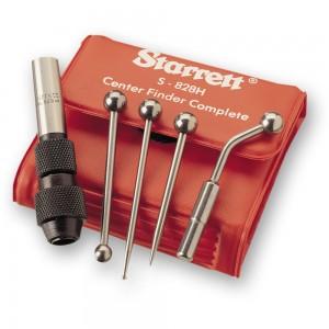 Starrett S828HZ Centre Finder Set