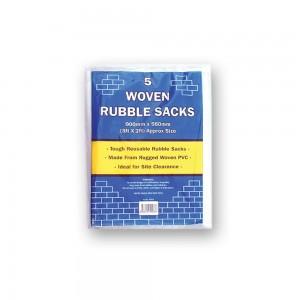 Tristar Woven Rubble Sacks (Pkt 5)